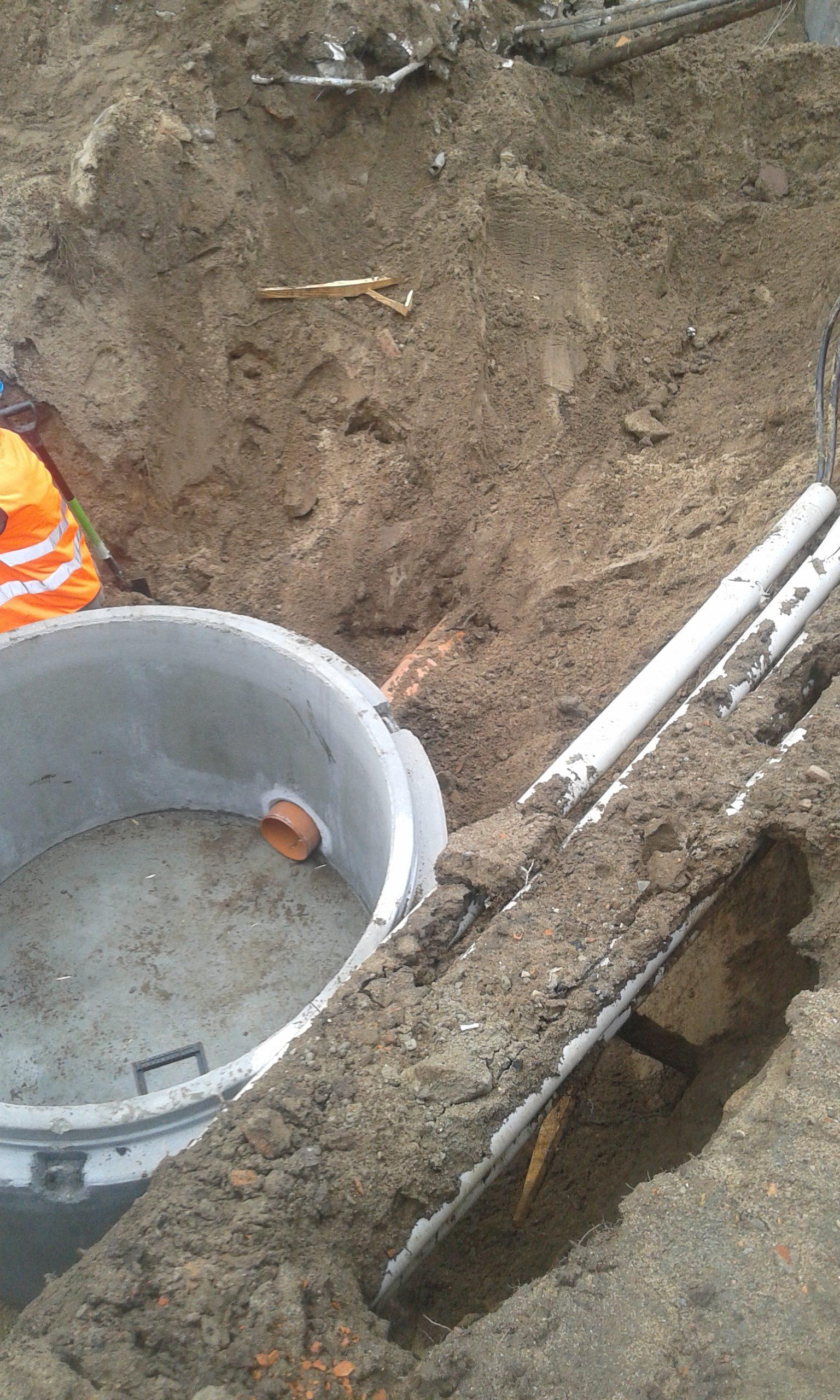 obsadzanie studni
